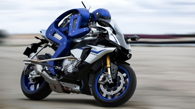 2015 new #Yamaha #MotoBot Concept Ver#1 \'To The Doctor\' 親愛なるロッシへ promo video #TMS15 #44thTMS